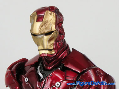Hot Toys Iron Man Mark 3 Battle Damaged Exclusive Accessory 7