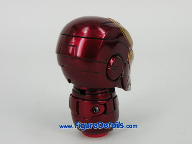 Hot Toys Iron Man Mark 3 Battle Damaged Helmet 7