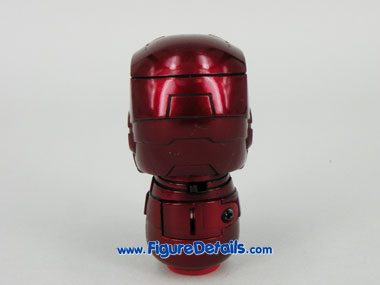 Hot Toys Iron Man Mark 3 Battle Damaged Helmet 8