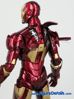 Iron Man Battle Damaged Normal Head Sculpt Reviews 11