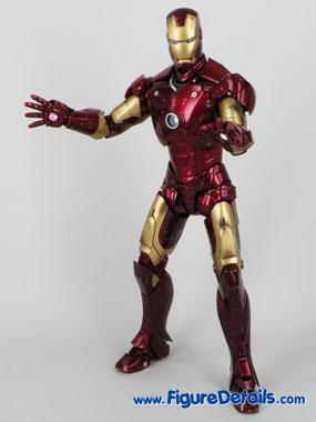 Iron Man Battle Damaged Normal Head Sculpt Reviews 2