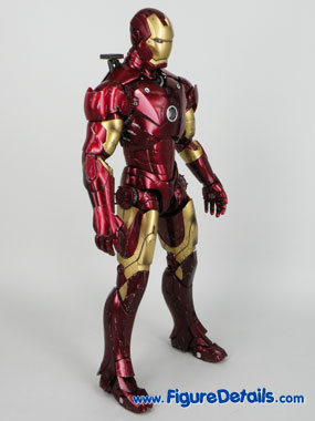 Iron Man Battle Damaged Normal Head Sculpt Reviews 4