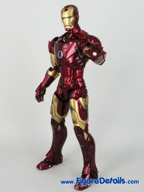 Iron Man Battle Damaged Normal Head Sculpt Reviews 8
