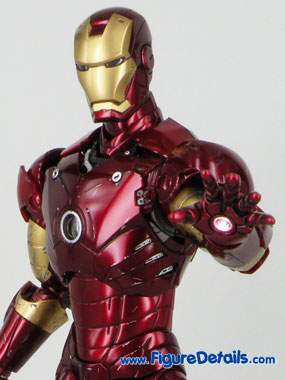 Iron Man Battle Damaged Normal Head Sculpt Reviews 9