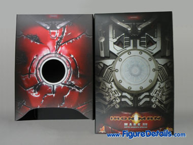 Hot Toys Iron Man Mark III Battle Damaged Version Action Figure Reviews