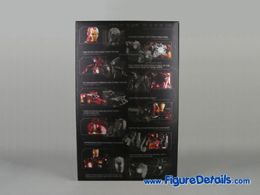 Iron Man Mark 3 Battle Damaged Action Figure Packing 4