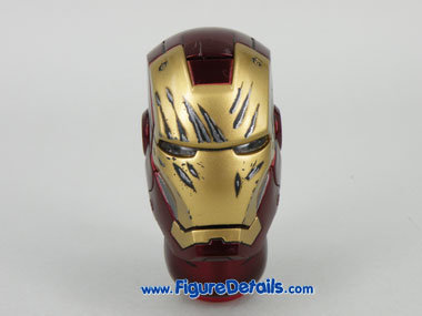 Hot Toys Iron Man Mark 3 Tony Stark Head Sculpt 8