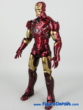 Hot Toys Iron Man Mark III Battle Damaged Exclusive Limited Version