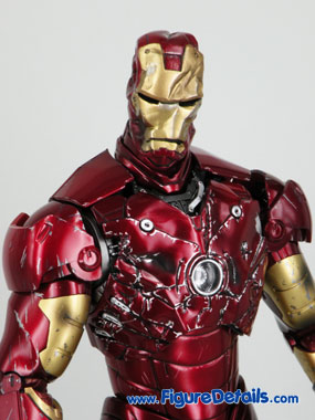 Hot Toys Iron Man Battle Damaged Exclusive Limited Version 5