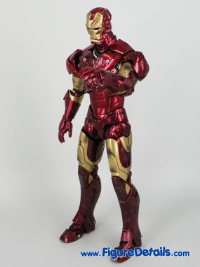 Hot Toys Iron Man Battle Damaged Exclusive Limited Version 7