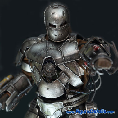 Iron Man Mark 1 Version 2 Hot Toys Action Figure