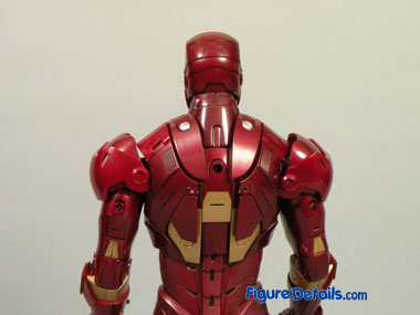 Iron Man Mark 3- Air Flaps & Forearms Missile