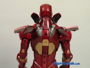 Iron Man Mark 3- Air Flaps & Forearms Missile 2