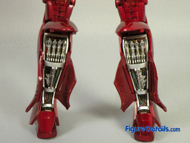 Iron Man Mark 3- Air Flaps & Forearms Missile 4