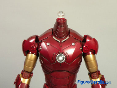 Hot Toys Iron Man Mark 3 - Lighting System 2