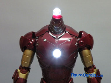 Hot Toys Iron Man Mark 3 - Lighting System 3