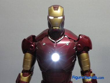 Hot Toys Iron Man Mark 3 - Lighting System 4
