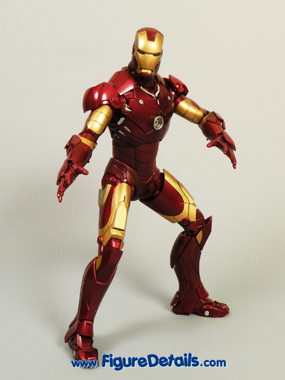 Iron Man Mark 3 Hot Toys Action Figure Reviews 2