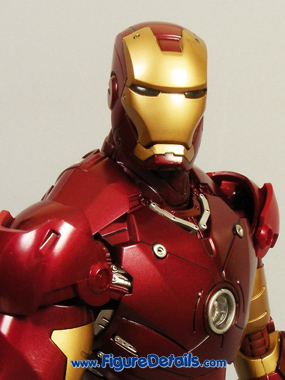 Iron Man Mark 3 Hot Toys Action Figure Reviews 3
