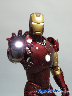 Iron Man Mark 3 Hot Toys Action Figure Reviews 5