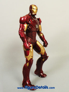 Iron Man Mark 3 Hot Toys Action Figure Reviews 6