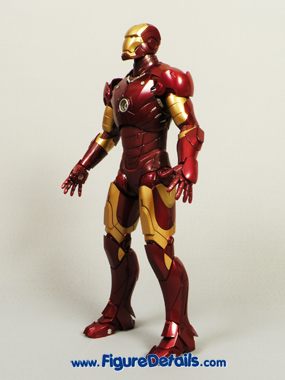 Iron Man Mark 3 Hot Toys Action Figure Reviews 8