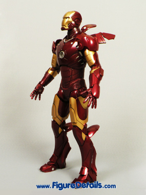 Iron Man Mark 3 Hot Toys Action Figure Reviews 9