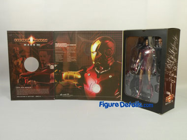 Iron Man Mark 3 MMS75 Packing