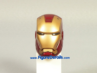 Iron Man Mark III 12 Inch Action Figure Head Sculpt Hot Toys