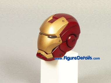 Iron Man Mark 3 Hot Toys Head Sculpt 2
