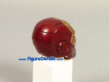 Iron Man Mark 3 Hot Toys Head Sculpt 4