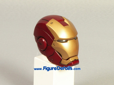 Iron Man Mark 3 Hot Toys Head Sculpt 5