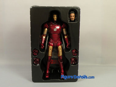 Iron Man Mark 3 Hot Toys Packing 2