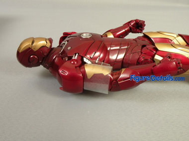 Iron Man Mark 3 Hot Toys Packing 4