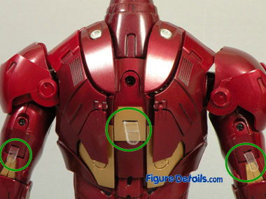 Iron Man Mark 3 Hot Toys Packing 5