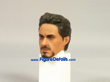 Iron Man Tony Stark Robert Downey Jr. Head Sculpt 2