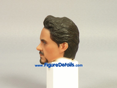 Iron Man Tony Stark Robert Downey Jr. Head Sculpt 3