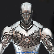 Iron Man Mark II Armor Unleashed Version - Iron Man 2 - Hot Toys