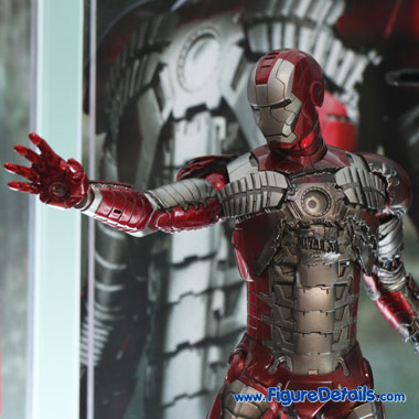 Iron Man Mark V Suits and Mask MMS145