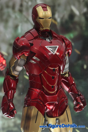 Hot Toys Iron Man Mark VI Overview