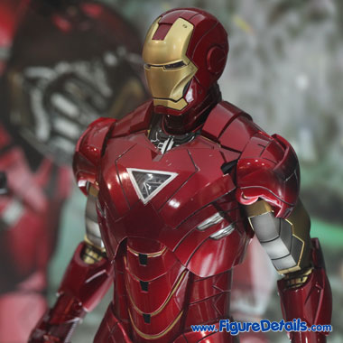 Iron Man Mark VI Armor and Helmet 3