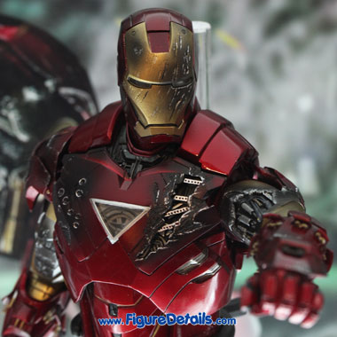 Iron Man Mark VI Armor and Helmet 4