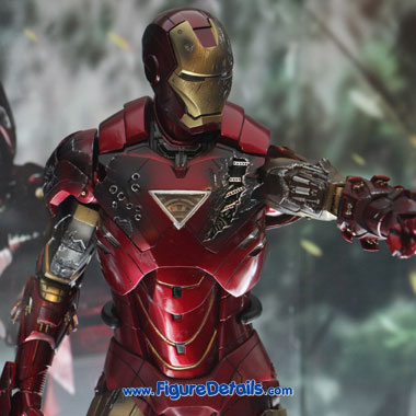Iron Man Mark VI Armor and Helmet 1