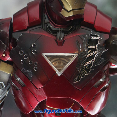 Iron Man Mark VI Armor and Helmet 2