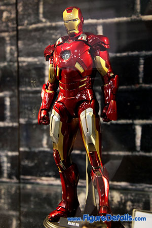Hot Toys Iron Man Mark VII Figure Overview - The Avengers 4
