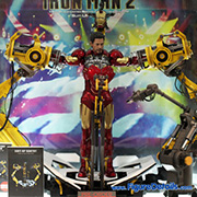 Suit Up Gantry - Iron Man 2 - Hot Toys