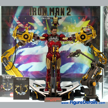 Iron Man Suit Up Gantry with Mark IV Overview 3