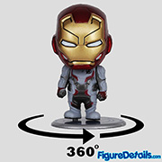 Iron Man Avengers Endgame Team Suit Cosbaby cosb552 - Hot Toys