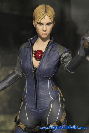 Hot Toys Jill Valentine Battle Suit Version Action Figure Biohazard 5