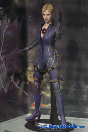 Hot Toys Jill Valentine Battle Suit Version Overviews